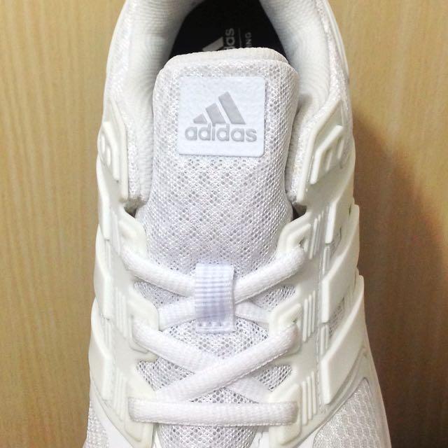 adidas triplo bianco duramo 8, preloved di moda femminile, le scarpe