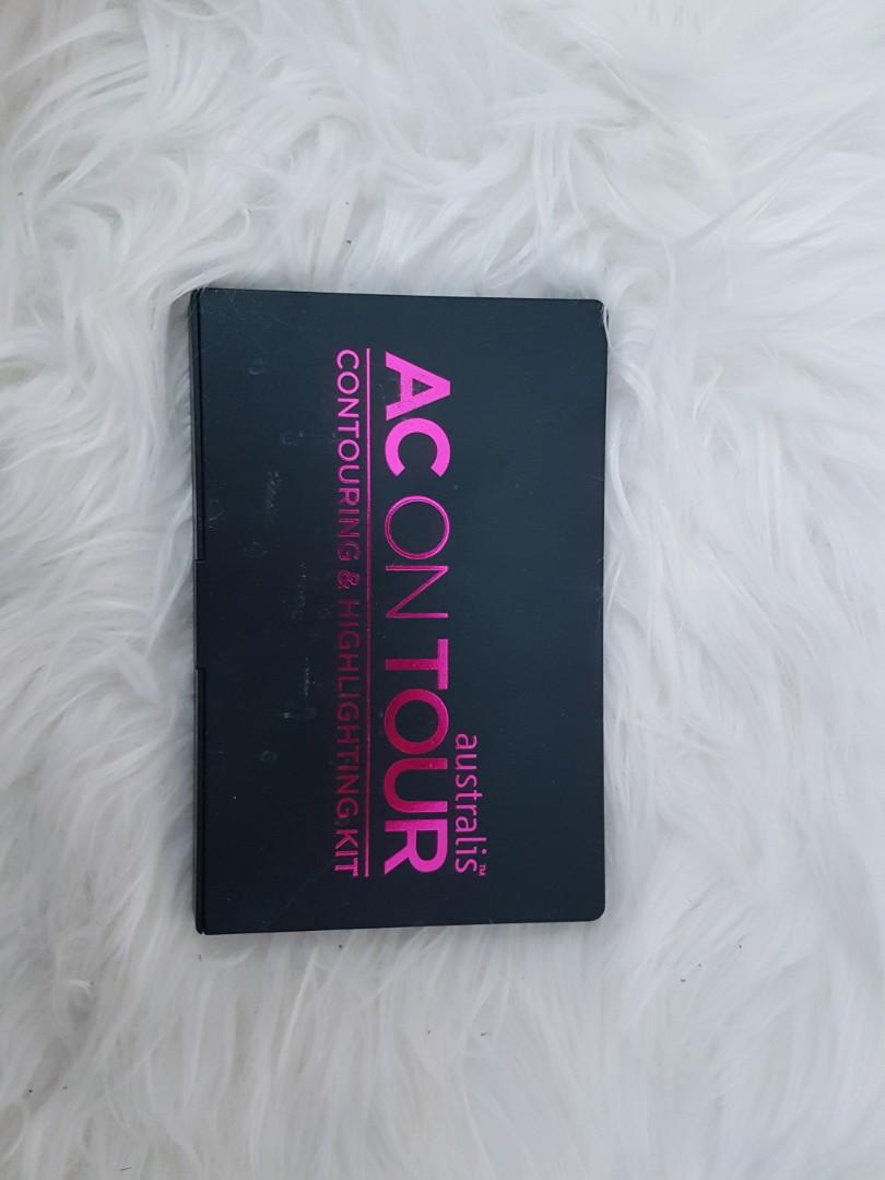 Australis AC on your contouring palette