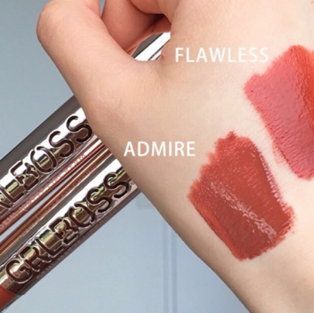 Australis Grlboss Demi Lip Cream (Admire)
