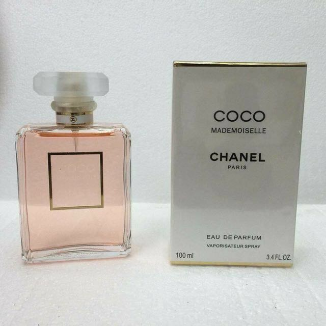 Authentic Coco Channel Mademoiselle Perfume