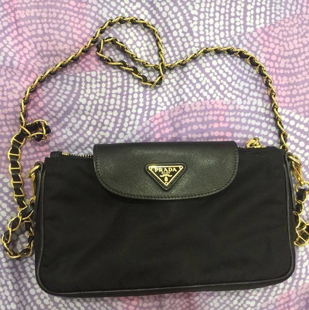 ... spain prada where can i buy authentic prada nylon tessuto saffiano  bandoliera sling bag luxury bags wallets on ... cffa61b244bd8
