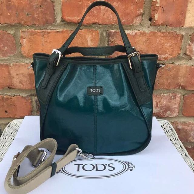 AUTHENTIC TODS New G Sacca Shoulder / Crossbody Bag