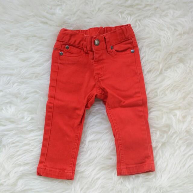 Baby Denim pants 6-12 months