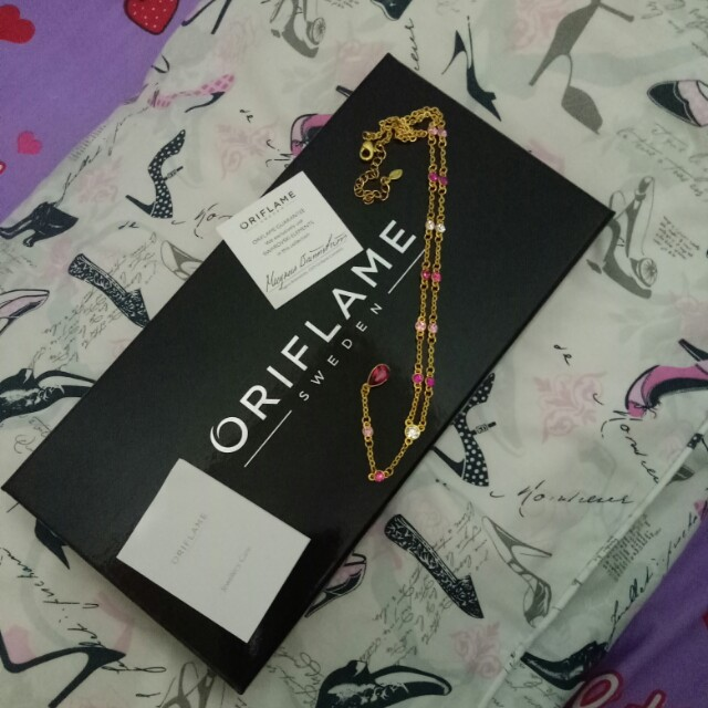 Ballerina Necklace ORIFLAME