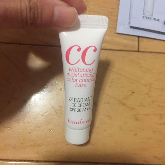 Banilaco cc霜