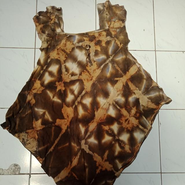 Batik Top/Dress