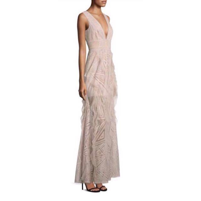 BCBG MAX AZRIA Dress (Beautiful Lace Dress)