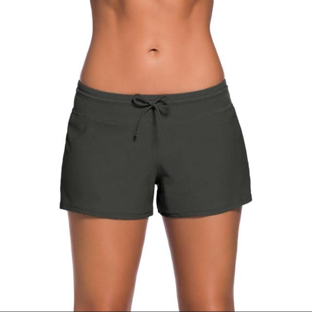 Beach Shorts for Women (Plus Size)