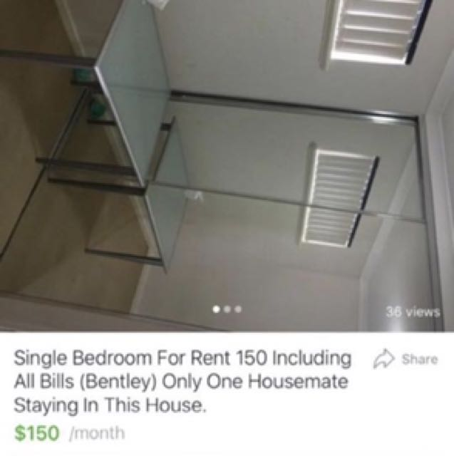 Bentley Room for rent