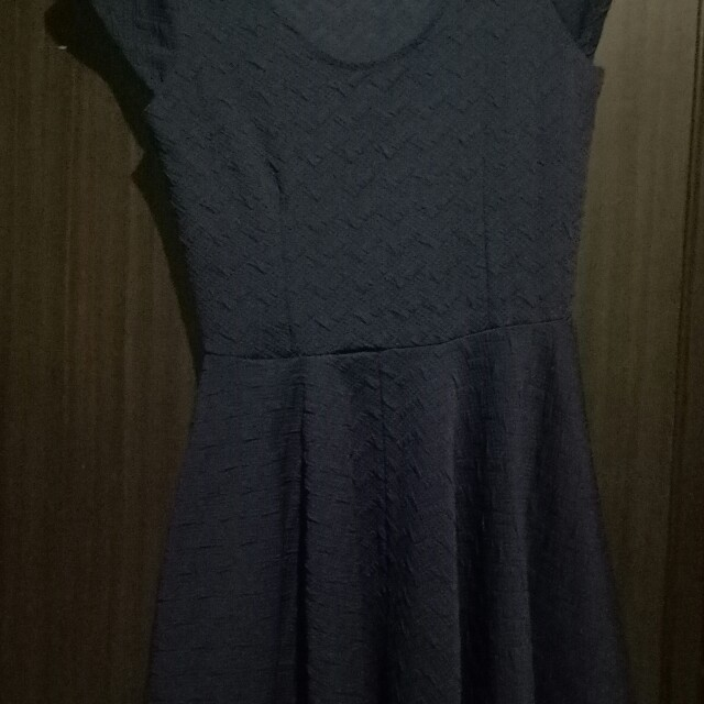 Blue dress that fit to you