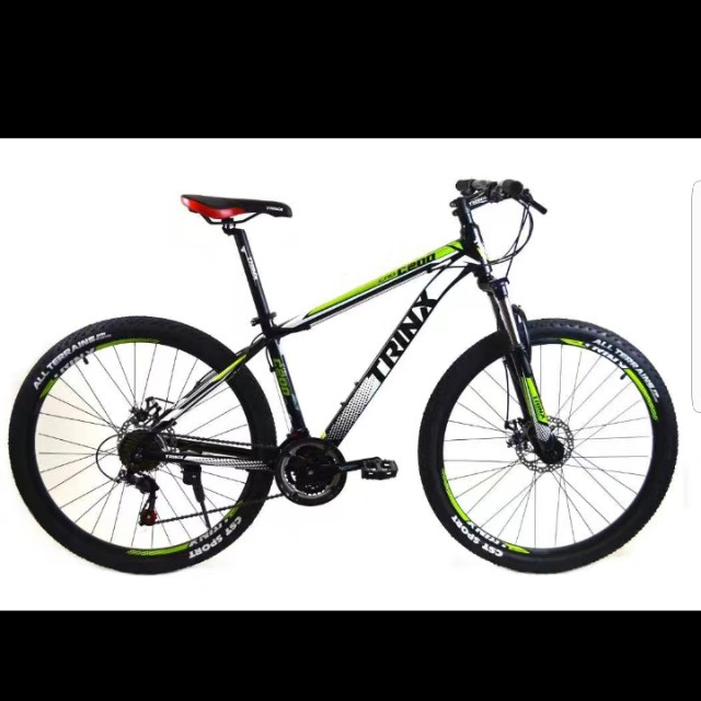 Brand New 27.5\'\' High End Mountain Bike With High Grade Aluminium ...