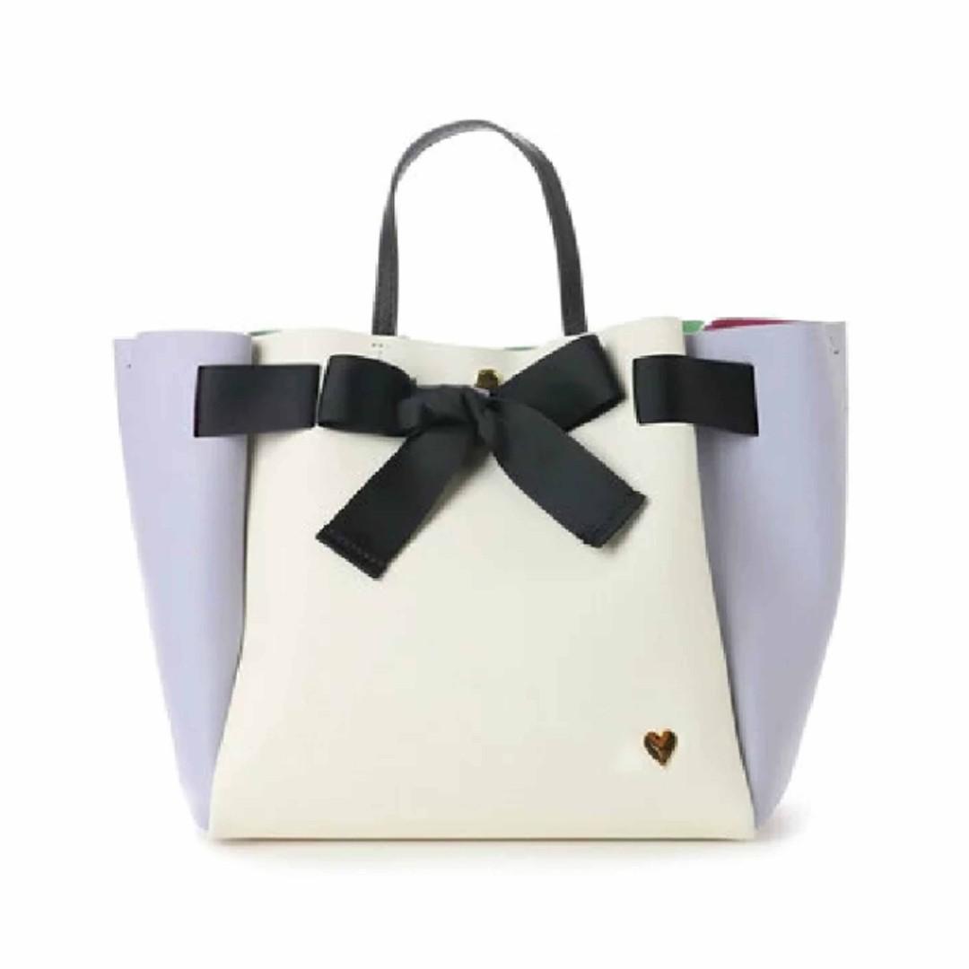 Brand New Colors by Jennifer Sky Alice in Wonderland Medium Size Tote Bag Sling Bag