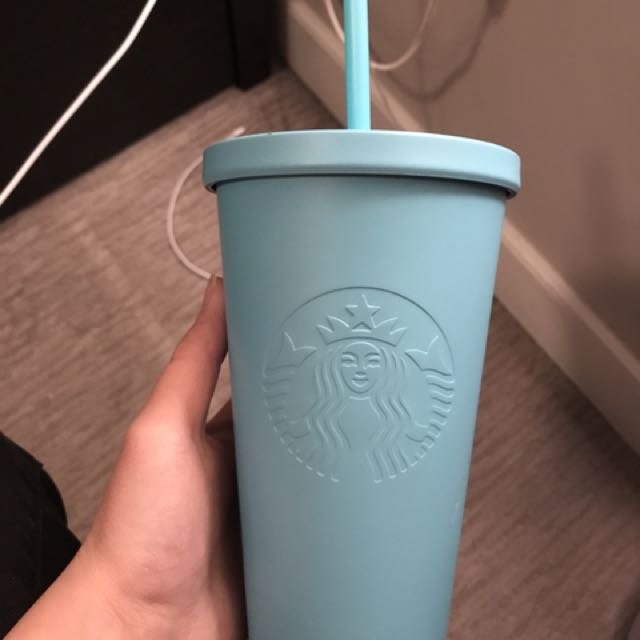 Brand new Starbuck stainless steel to go cup