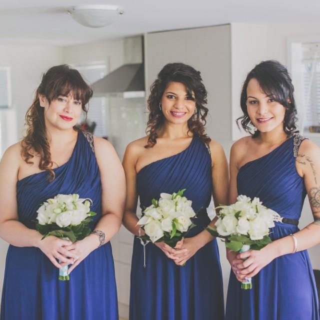 Bridesmaid Dress SIZE 4