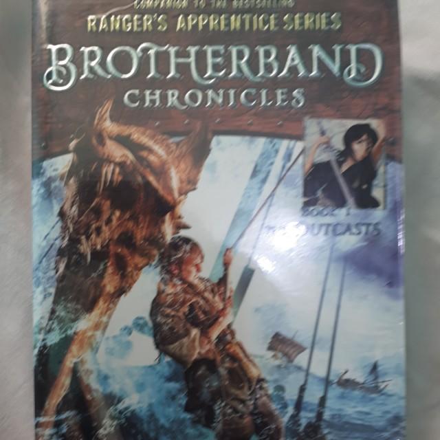 Brotherhood chronicles: The outcast