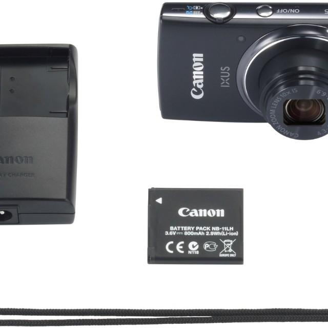 Canon IXUS 170 with freebies