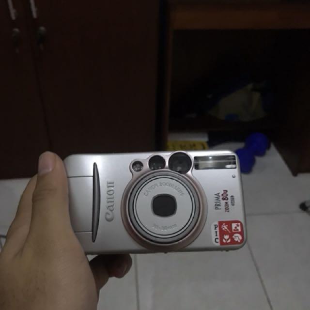 Canon Prima Zoom 80u