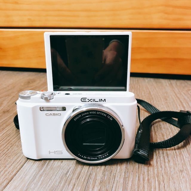 CASIO EX ZR1500 camera