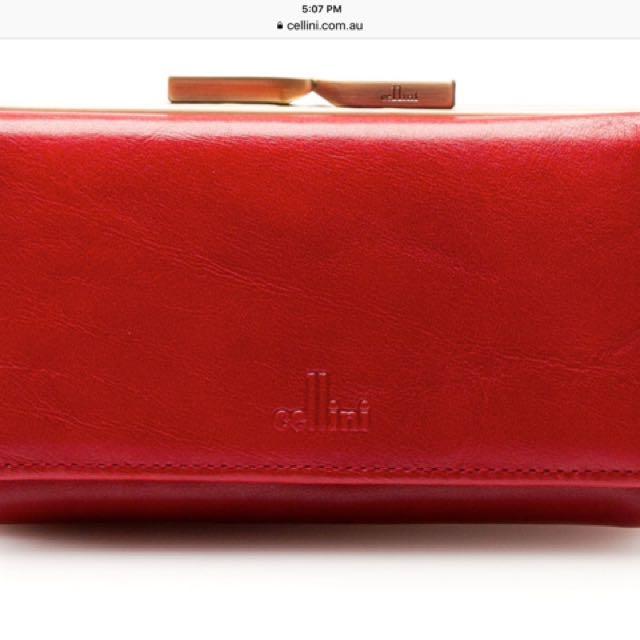 Cellini Tucson wallet