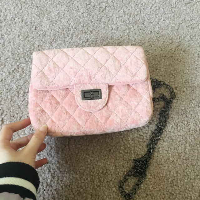 Chanel rep mini evening bag