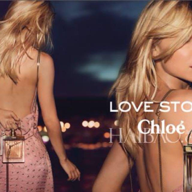 Chloé Love Story愛情故事晨曦淡香水