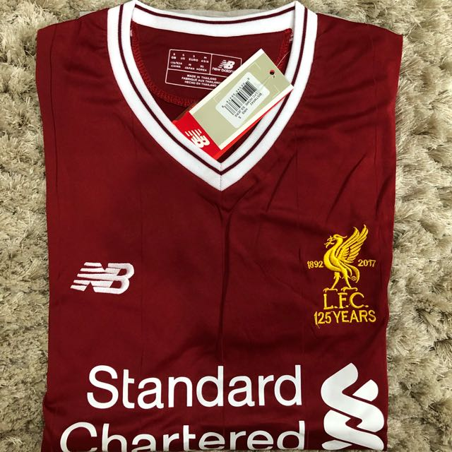 7cfad0fc3 CNY Special! BNIB Liverpool home and Away Kit 2017 2018! Grade Ori ...