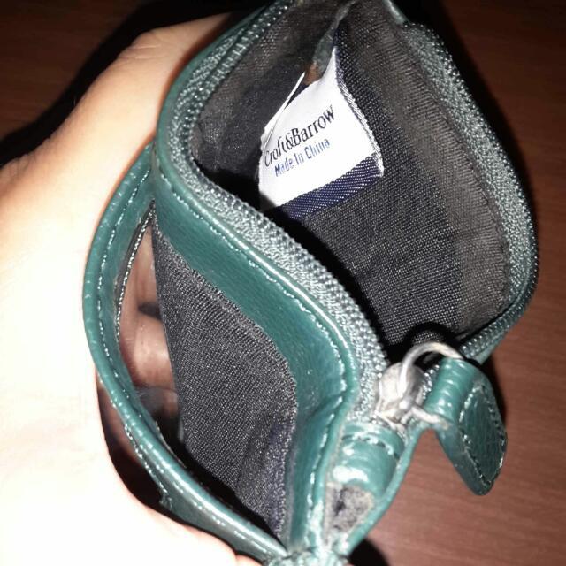 coin purse croft and barrow