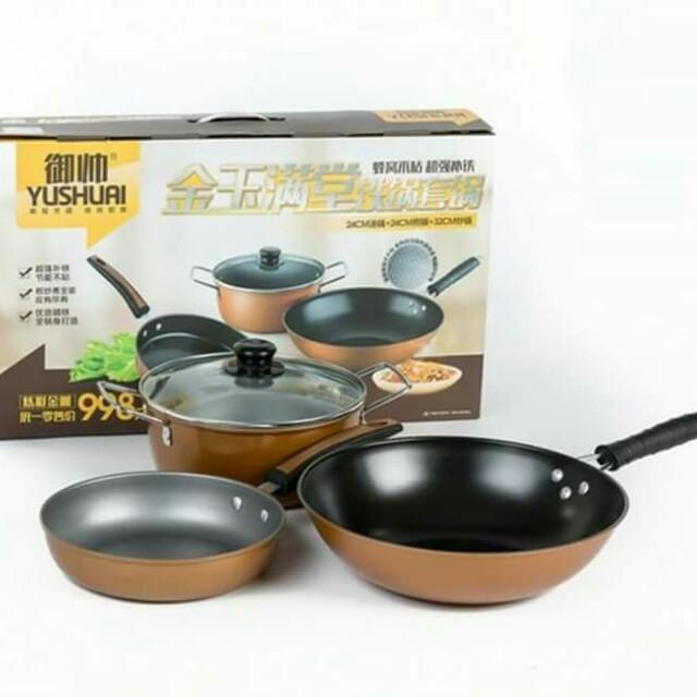 Cooking set(ms)