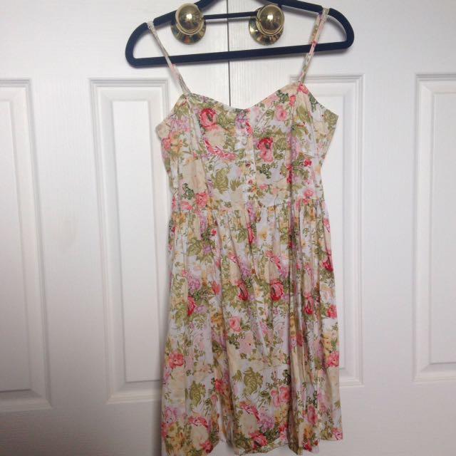 Cotton On Rose Dress