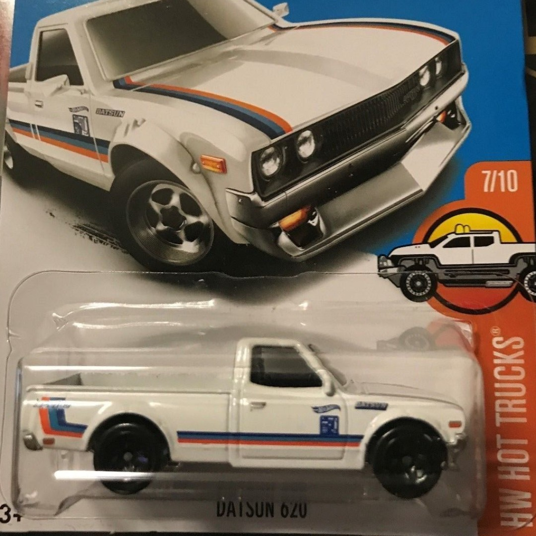 Datsun 620 White At Special Discounted Price Toys Games