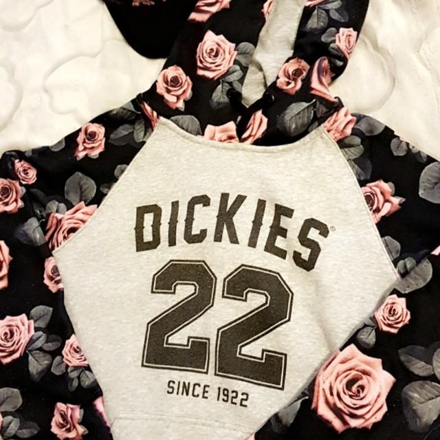 Dickies Hoodie & Matching Snapback