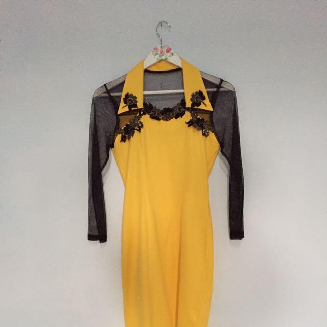 Dress Yellow