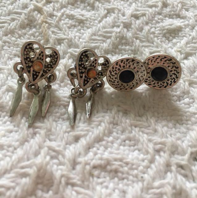 earrings (bulk!)