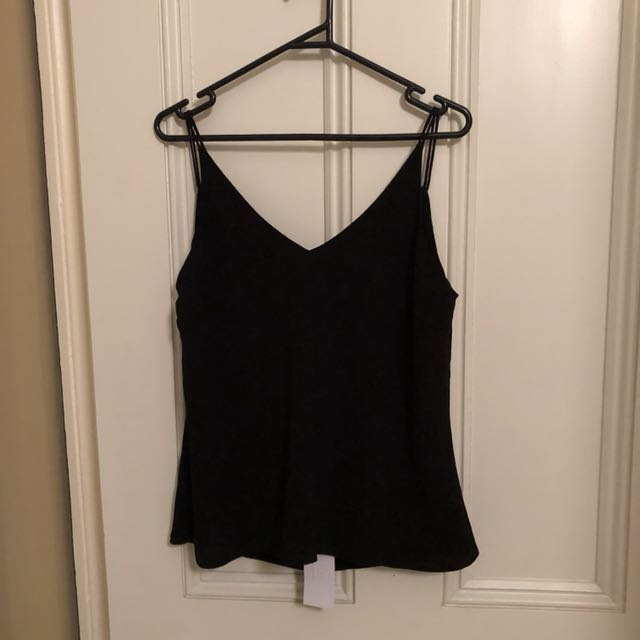 Finders Keeper low back top