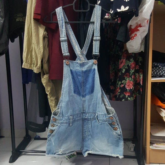 Forever 21 Dungaree