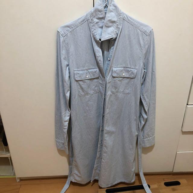 Gap襯衫洋裝