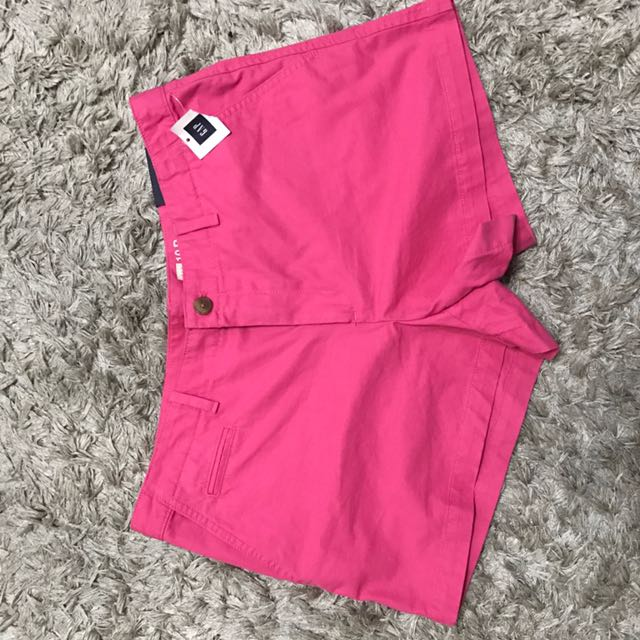 Gap summe shorts in Pink