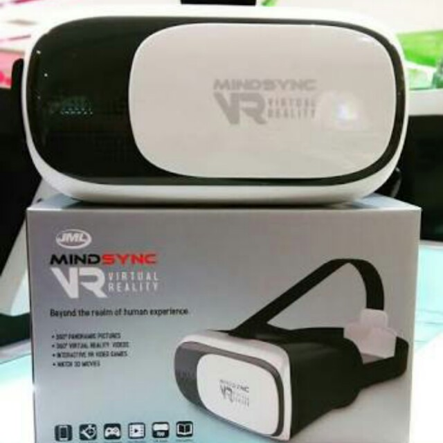 GIVEAWAY!!Virtual Reality Head Gear