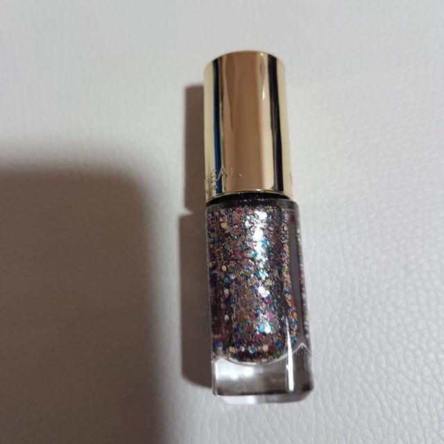 Glitter Nail Polish