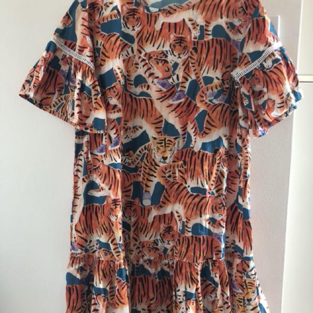 GORMAN TIGER DRESS 🦄🦄UNICORN🦄🦄