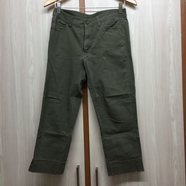 Green Army Trousers