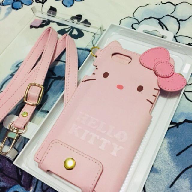 Hello Kitty Kawaii ip6 Case