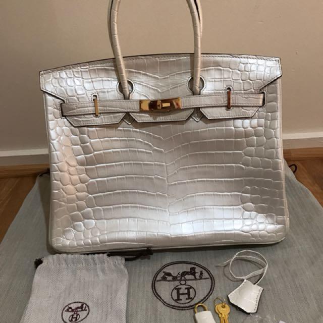 Hermes Birkin Bag Size 35cm