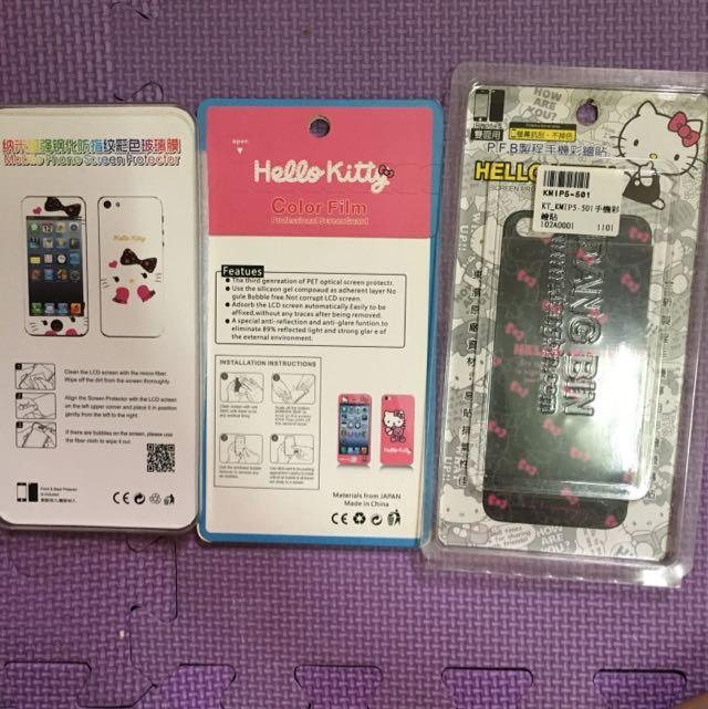 I Phones 5s手機貼膜