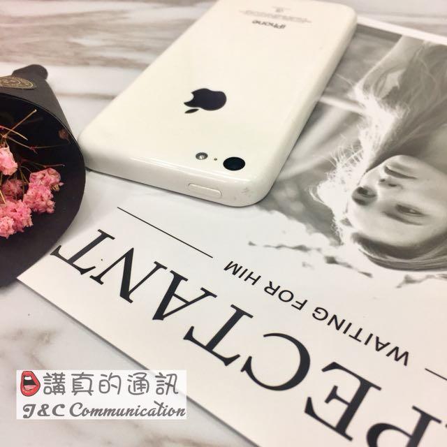 iPhone5C 16G 白