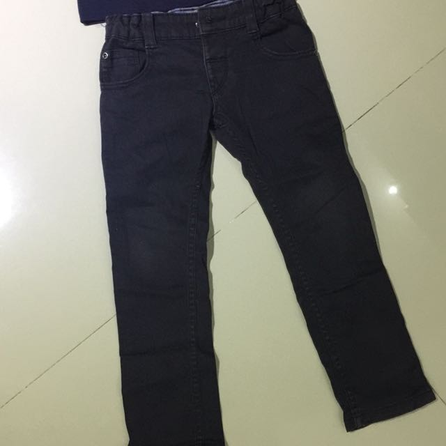 Jeans anak merek Marks and Spencer sz 4-5th