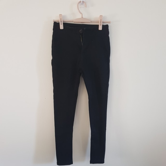 Jeans in black