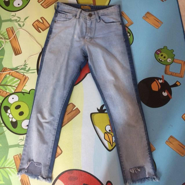 JEANS TWO TONE