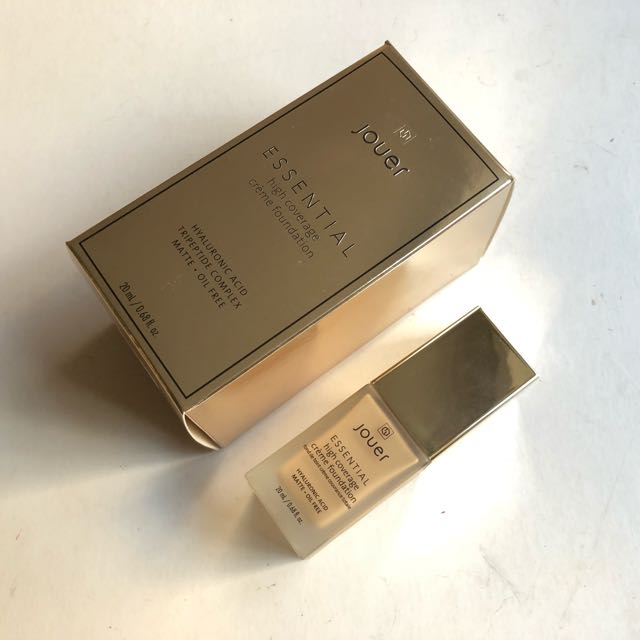 Jouer Essential High Coverage Creme Foundation in FAWN