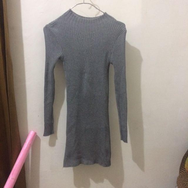 knit long sleeves